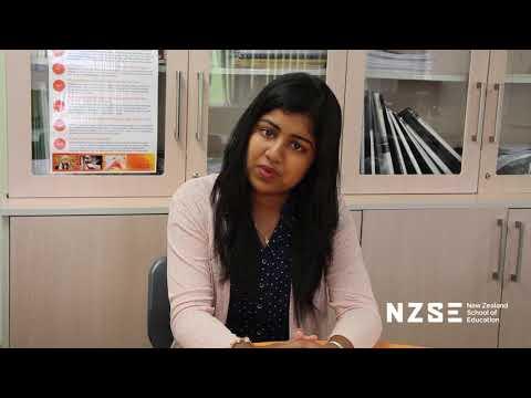 NZSE Student Testimonial: Chinju Mani