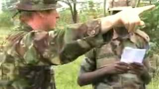Developing NCOs in Rwanda - US Army Africa - 090611