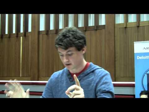 UCD God debate 6/8 - Peter Ferguson
