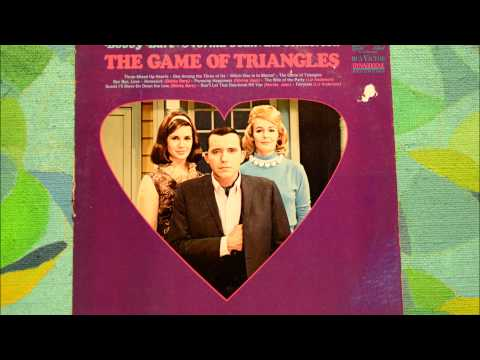 The Game of Triangles Bobby Bare Norma Jean Liz Anderson