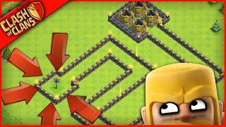 #1 RATED TROLL BASE OF THE CENTURY in Clash of Clans (am i really doing this...)