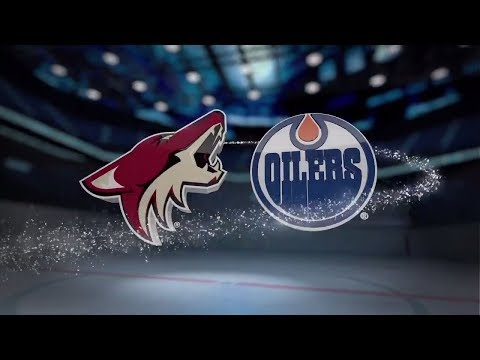 Arizona Coyotes vs Edmonton Oilers - November 28, 2017 | Game Highlights | NHL 2017/18. Обзор матча