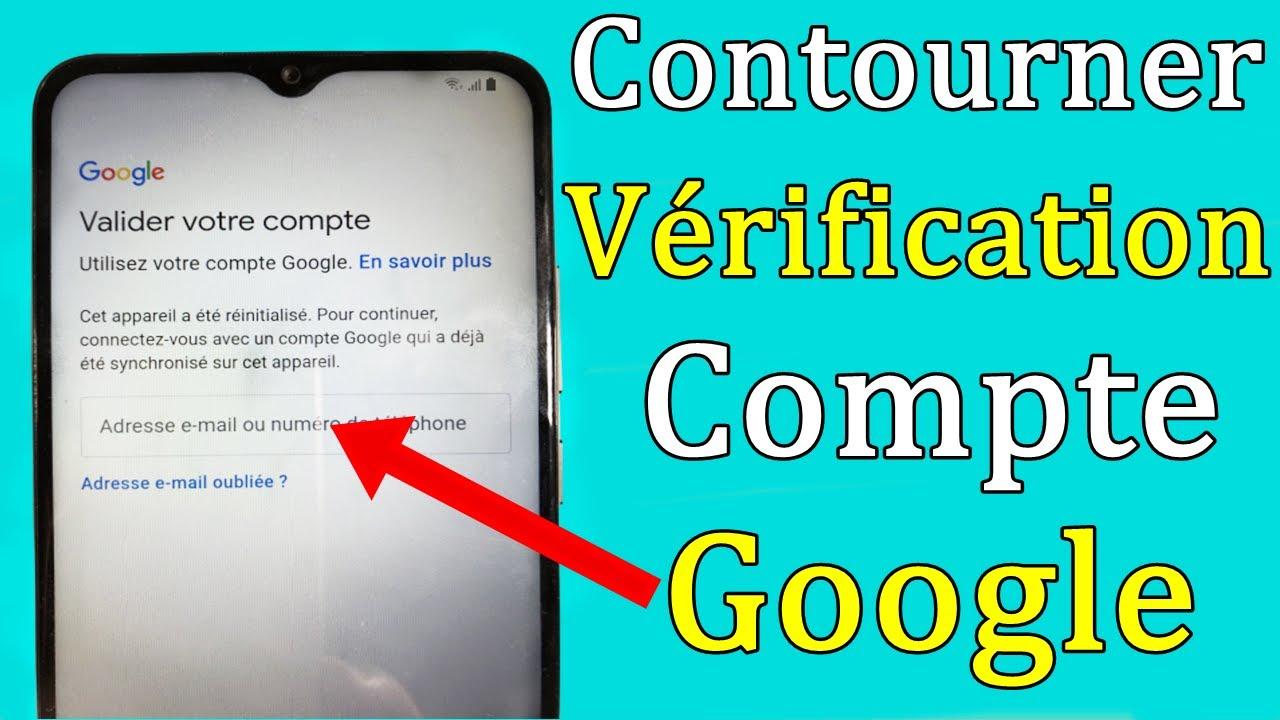 Contourner La Vérification De Compte Google/FRP SAMSUNG