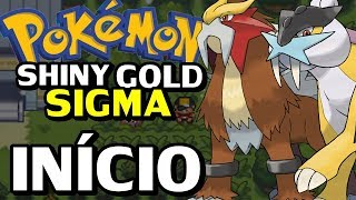 Pokémon Shiny Gold Sigma (Hack Rom) - O Início