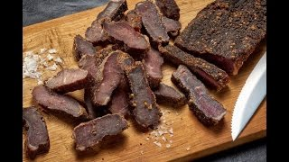 How To Make Traditional South African Beef Biltong