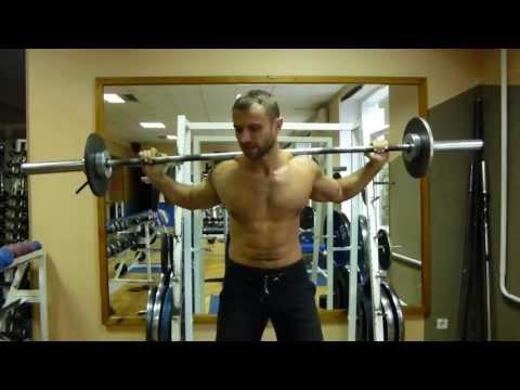 Косые мышцы живота. Жесткий тренинг!