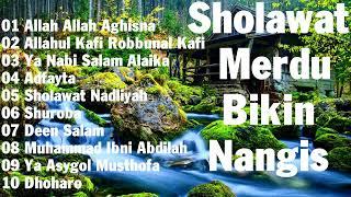 Sholawat Merdu Bikin Nangis || KUMPULAN SHOLAWAT NABI TERPOPULER 2021 ||