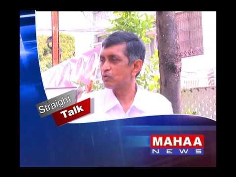 Staright Talk With Loksatta Head JP Promo -Mahaanews