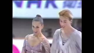 Майя Усова-Александр Жулин Паганини, ПТ, NHK Trophy 1990г