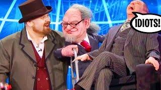 10 Funniest Moments on Penn & Teller