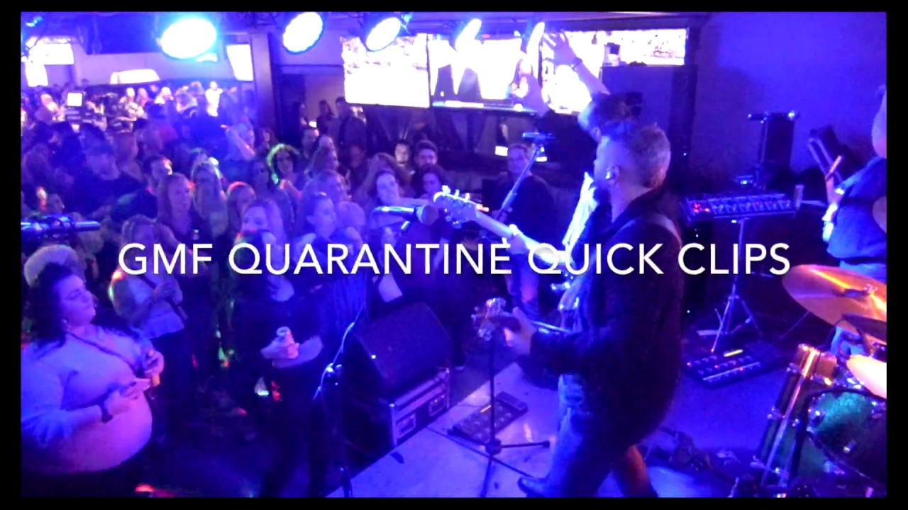 GoodMan Fiske - Quarantine Quick Clips