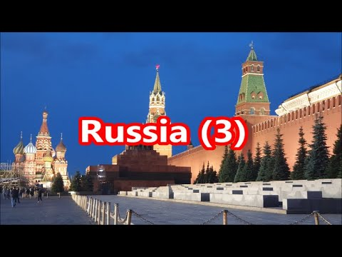 14. Russland (3), 8.500km von der Mongolei bis Deutschland, Motorradtour Zentralasien, FMT 2019