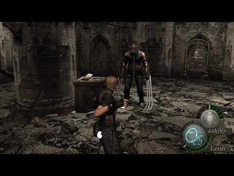 バイオハザード4 ガラドールに卵を当てると......【Resident Evil 4】【PS4】