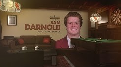 Sam Darnold on his grandfather Dick Hammer