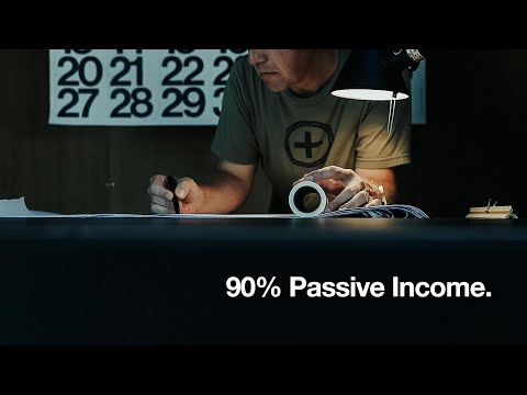 Passive Income = A Path to Financial Independence (Part 1)