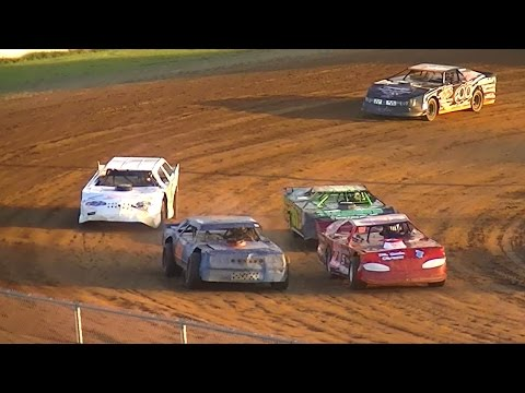 Street Stock Heat Two | McKean County Raceway | 8-18-16