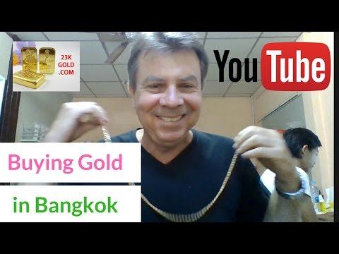 23kgold.com Thai Baht gold chains and bracelets