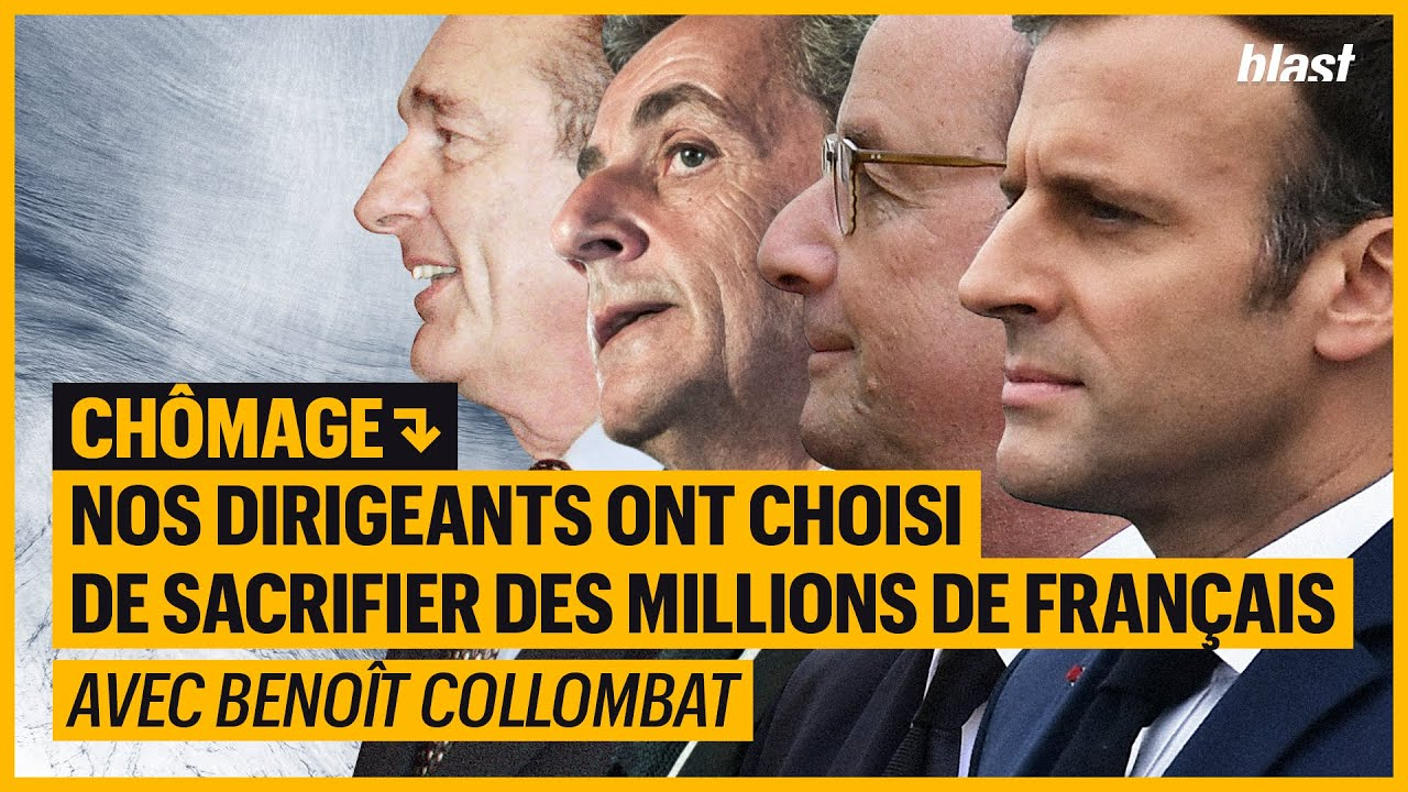 Download CHÔMAGE : NOS DIRIGEANTS ONT CHOISI DE SACRIFIER DES MILLIONS DE FRANÇAIS