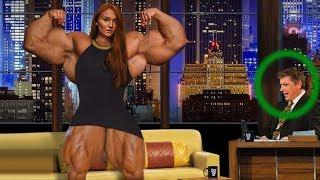 Gerçekten Var Olduğuna Şaşıracağınız 10 Hulk Kadın