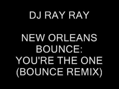YOURE THE ONE (BOUNCE REMIX)