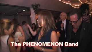 Disco Inferno by the Hottest Dance Band for Weddings & Events - The PHENOMENON Band