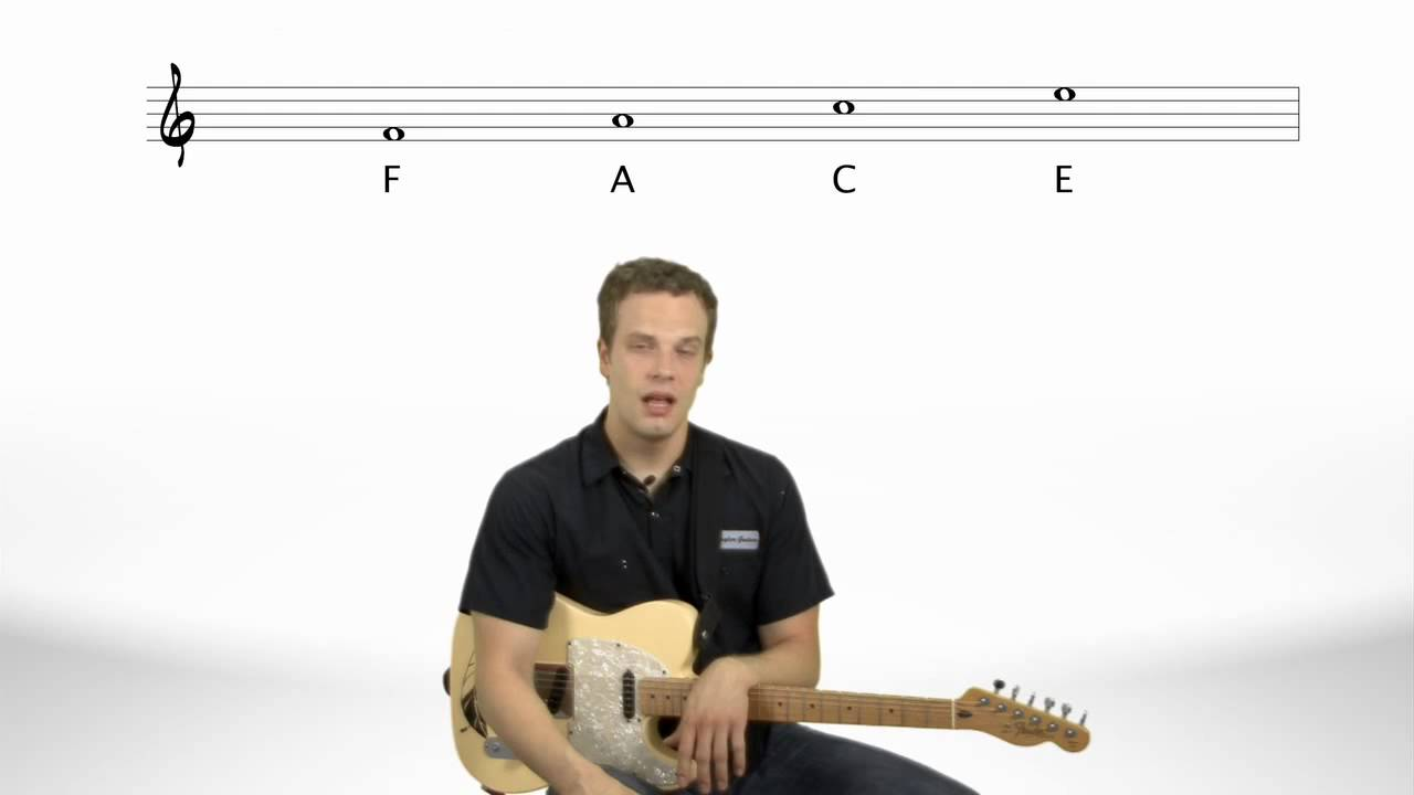 how to read guitar sheet music guitar lessons youtube. Black Bedroom Furniture Sets. Home Design Ideas