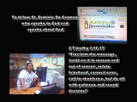 MANAOAG DOMINICAN RADIO MINISTRY