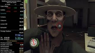 The Walking Dead Survival Instinct Any% in 38:02 [World Record]