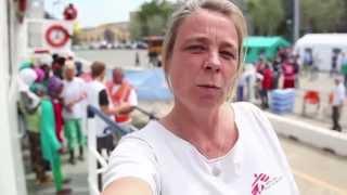 Onze mensen: Erna op de Middellandse Zee