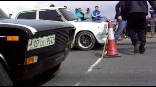 30.10.2011 vaz 2107 i vaz2106 DRAG ARMENIA 2