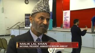 OMNI: Ahmadiyya Muslims fight ISIS propaganda (Punjabi)