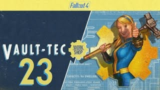 FALLOUT 4 (Vault-Tec Workshop) #23 : Frank vs. The Corner From Hell