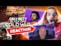 STREAMERS REACT TO THE NEW WARZONE COLD WAR EVENT!!!