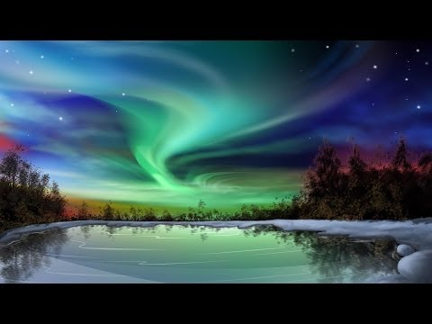 "Light over Norway ~ Orbina ~ Kai Somby ~ Heavy Joik ~ ""Intrigue""  [HD]"