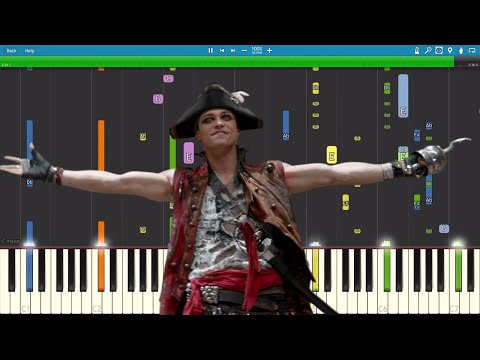 IMPOSSIBLE REMIX - It's Going Down - Descendants 2 OST - Piano Cover