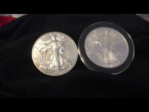 US Mint Issues Statement On Silver Eagle Minting Controversy
