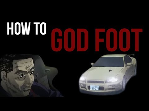 How To God Foot