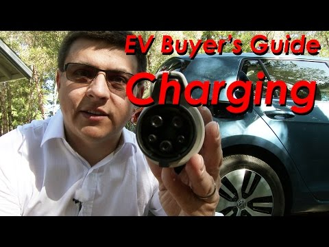 EV Buyer's Guide - All About Charging
