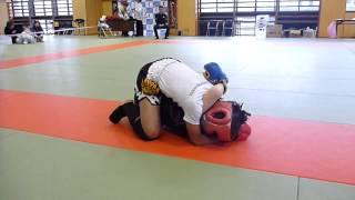 このビデオの情報全日本ジュニア総合格闘技選手権大会 松本大和VS小嶌柚李.