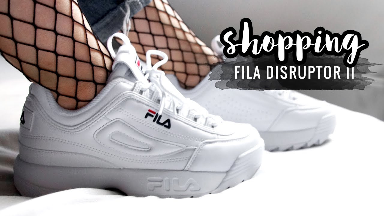 fila shopping