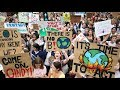 Youth Demand Green New Deal Now! @ #ClimateStrike. STS Reveals Climate Movement Trajectory