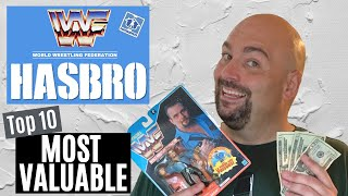 WWF Hasbro Most Valuable Figures