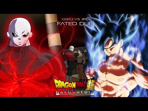 DBS: Goku Vs Jiren (Fated Duel) - HalusaTwin
