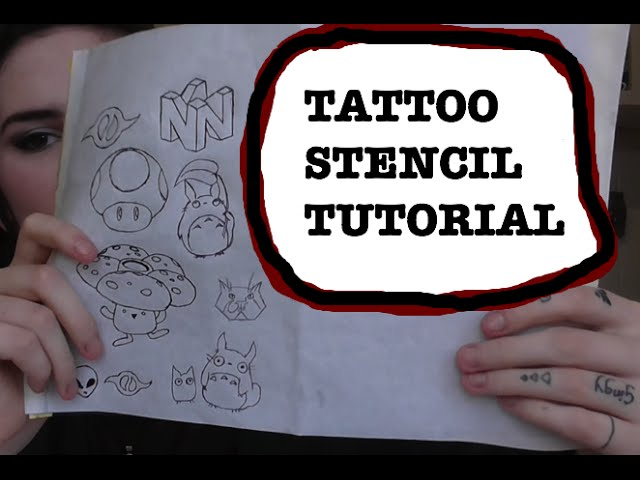 5 Ways To Draw Your Own Temporary Tattoo Wikihow