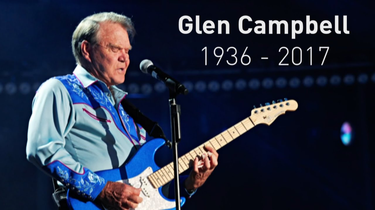Glen Campbell, 'Rhinestone Cowboy' singer, dies at age 81