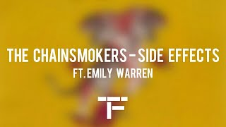 Traduction FranÇaise The Chainsmokers - Side Effects Ft. Emily Warren
