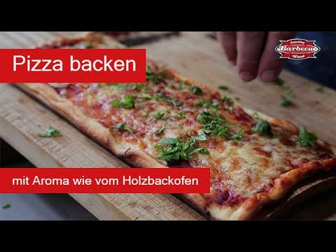 Enders Gasgrill Pizza : Pizza backen aroma wie aus holzbackofen gasgrill kugelgrill