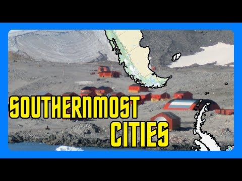 What Is The Southernmost City In The World?