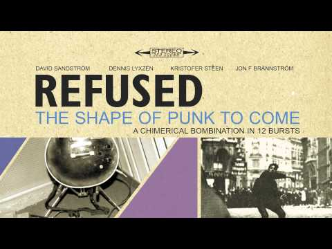"Refused - ""The Apollo Programme Was a Hoax"" (Full Album Stream)"