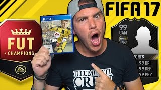 OMG FIFA 17 ULTIMATE TEAM!! - GAMEPLAY, FUT CHAMPIONS & PACK OPENING